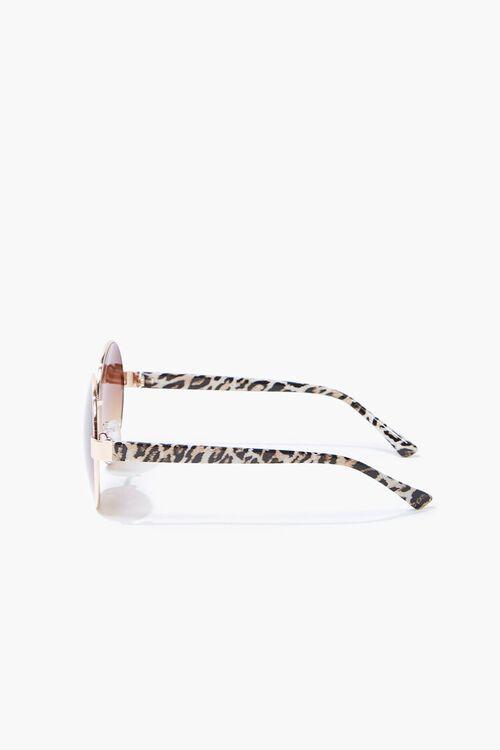 Round Metal Sunglasses, image 3