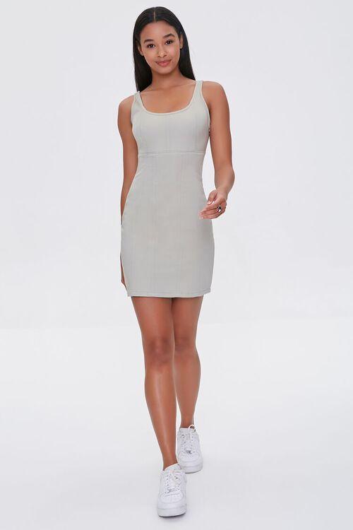 Tank Mini Dress, image 4