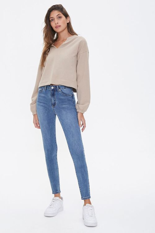 Uplyfter High-Rise Jeans, image 1