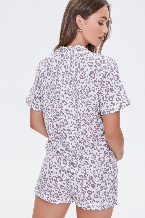 Leopard Print Sleep Set, image 3