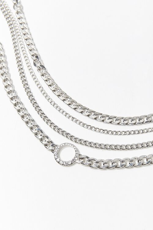 Chunky Chain Necklace Set, image 1
