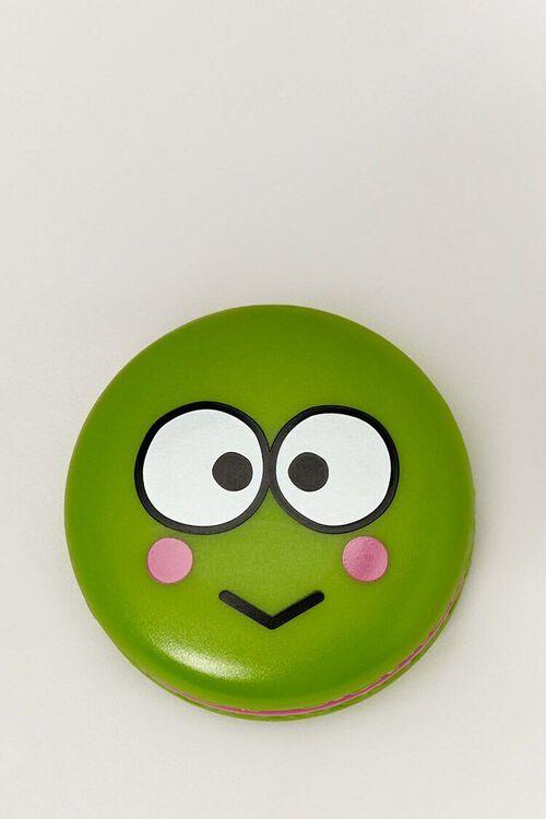 GREEN Keroppi Macaron Lip Balm, image 2