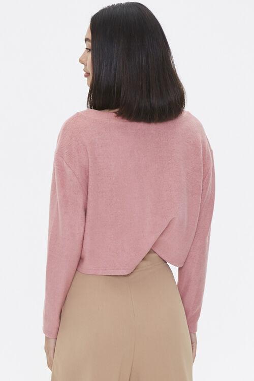 ROSE Boxy Cardigan Sweater, image 3