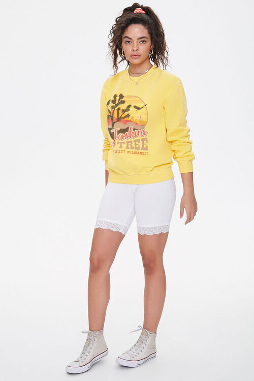 Fleece Joshua Tree Sweatshirt, image 4
