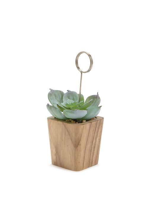 Succulent Photo Holder, image 2