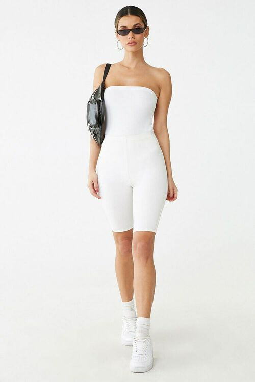 Strapless Stretch Bodysuit, image 4