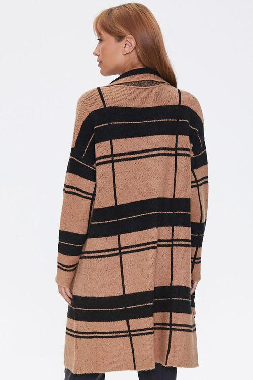 Plaid Cardigan Sweater, image 3