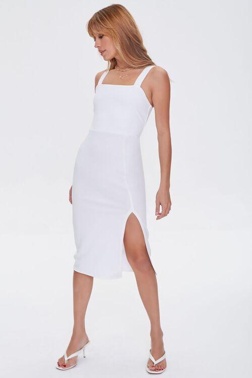 Bodycon Slit Dress, image 4