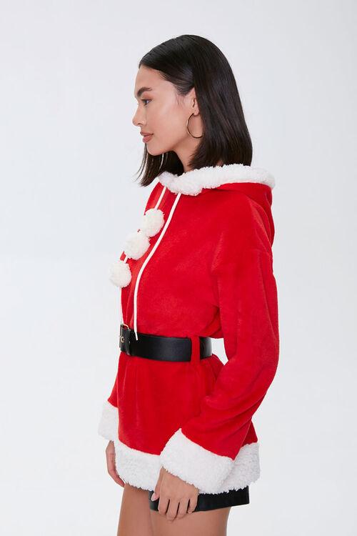 Santa Costume Hoodie, image 2