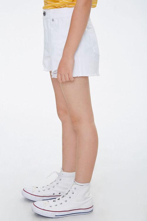 Girls Denim Shorts (Kids), image 3