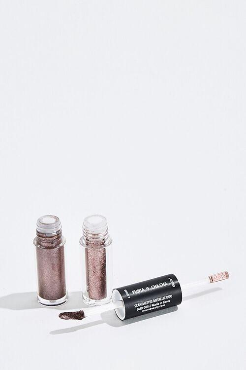 Scandaleyes Metallic Duo, image 4