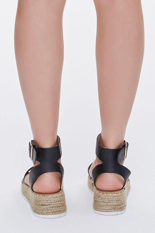 Espadrille Flatform Sandals, image 3