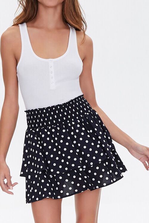 Cheetah Print Mini Skirt, image 1