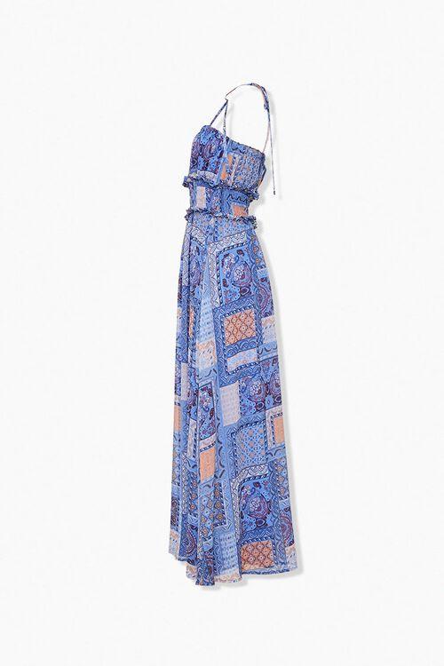 Ornate Patchwork Maxi Dress, image 2