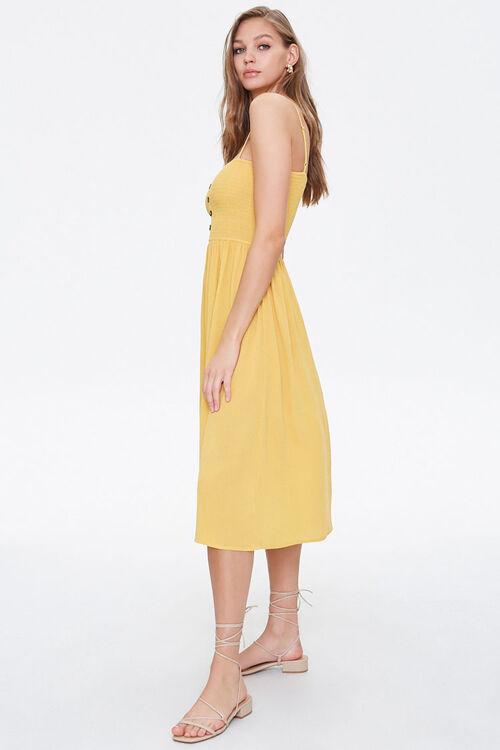 Smocked Cami Midi Dress, image 2