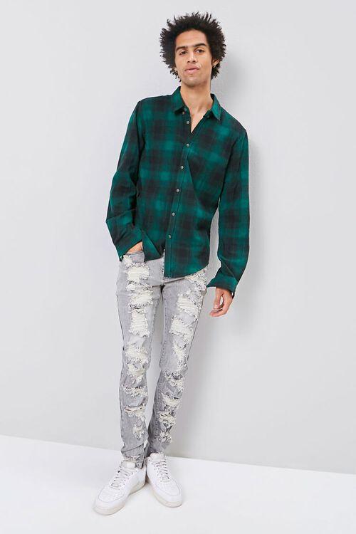 Flannel Plaid Shirt, image 4