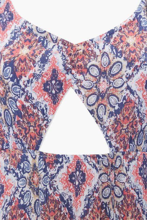 Geo Print Mini Dress, image 4