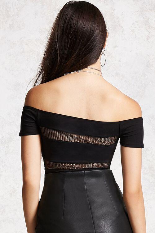 Shadow-Stripe Bodysuit, image 3