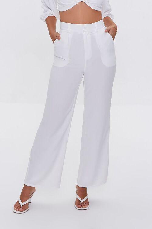 Crop Top and High-Rise Pants Set, image 5