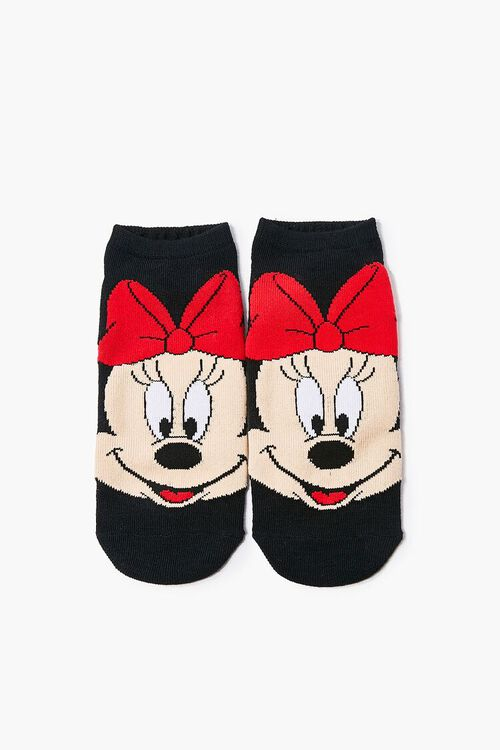 Minnie Mouse Ankle Socks, image 1