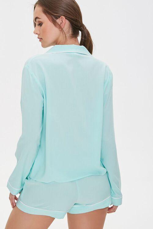 Pretty Please Pajama Shirt & Shorts Set, image 3