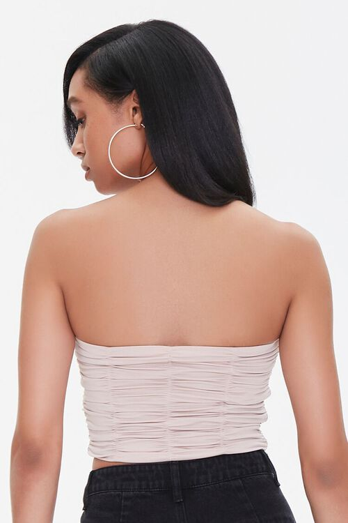 Ruched Tube Top, image 3