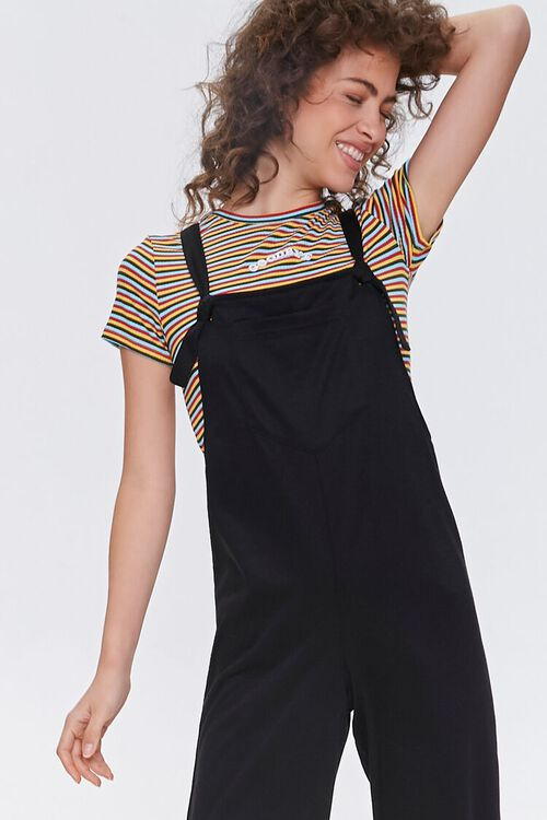 Straight-Leg Knit Jumpsuit, image 4