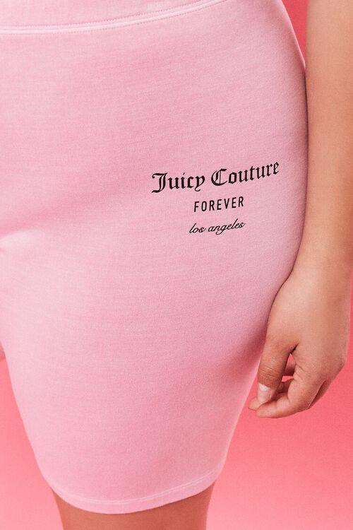 Plus Size Juicy Couture Biker Shorts, image 6