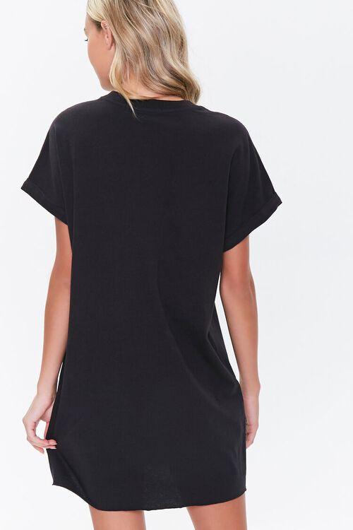 Cuffed T-Shirt Dress, image 3