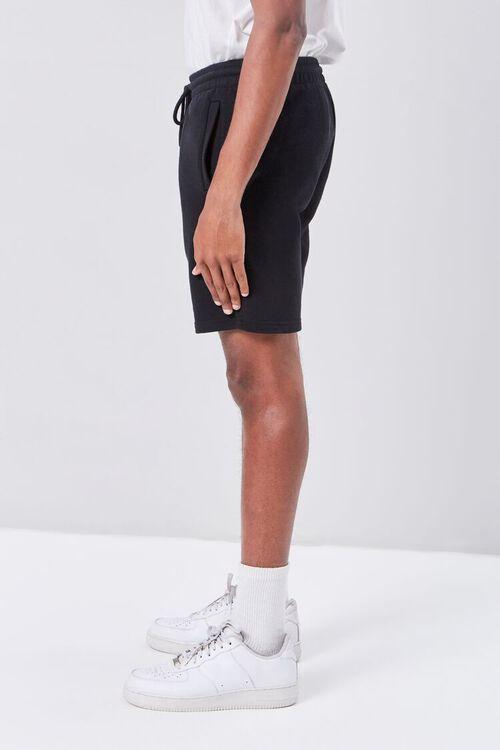 French Terry Drawstring Shorts, image 3