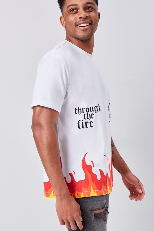 Through the Fire Graphic Tee, image 2