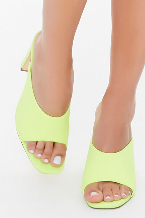 Slip-On Block Heels, image 4