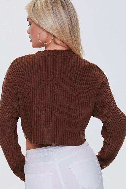 Cropped Dolman Sweater, image 3