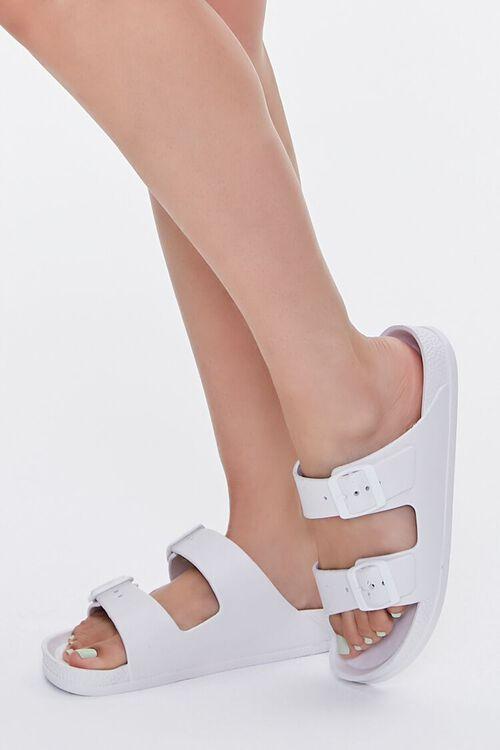 Buckled Flatform Sandals, image 5