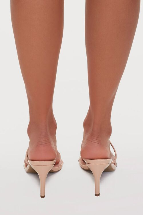 Square-Toe Strap Heels, image 3