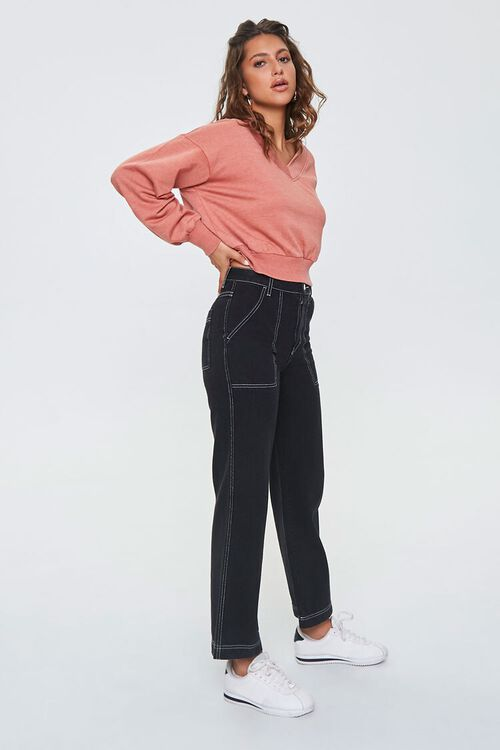 Active Cropped Pullover, image 4