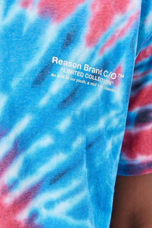 Reason Tie-Dye Wash Graphic Tee, image 5