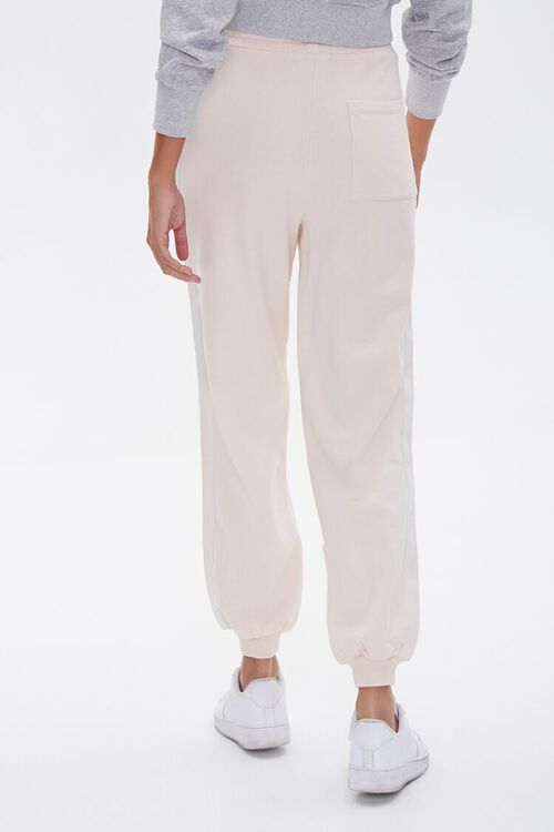 Side-Striped French Terry Joggers, image 4