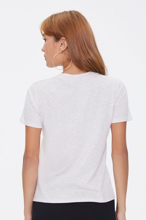 Cotton Crew Neck Tee, image 3