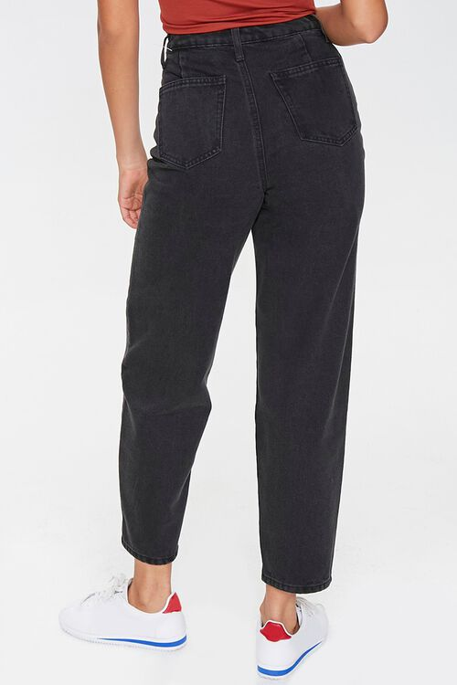 Balloon-Leg Ankle Jeans, image 4