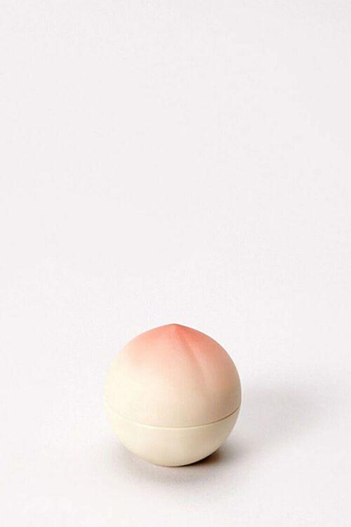 Mini Fruit Lip Balm – Peach, image 1