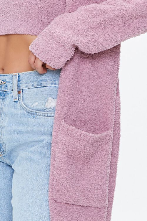 Belted Cardigan Sweater, image 4