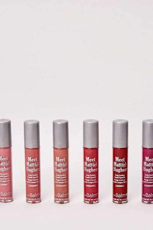 Meet Matte Hughes Set of 6 Mini Long-Lasting Liquid Lipsticks, image 1