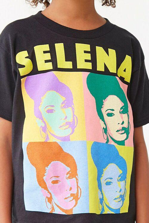 Girls Selena Graphic Tee (Kids), image 5