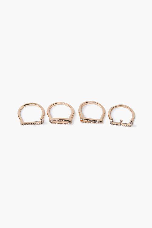 Love Letter Charm Ring Set, image 2