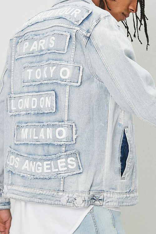 Victorious Distressed Jacket, image 1