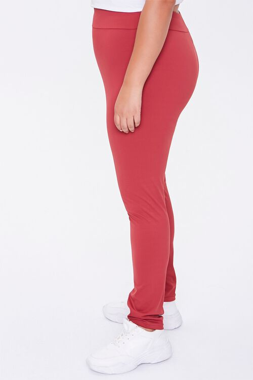 Plus Size Active High-Rise Leggings, image 3