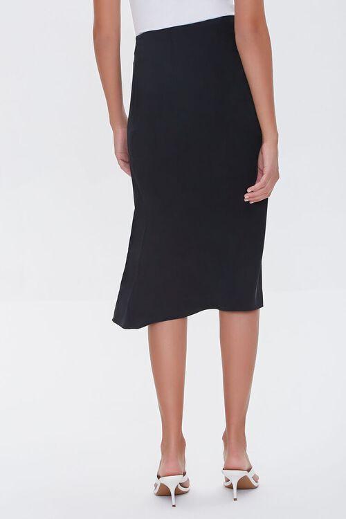 Button-Front Slit Skirt, image 4