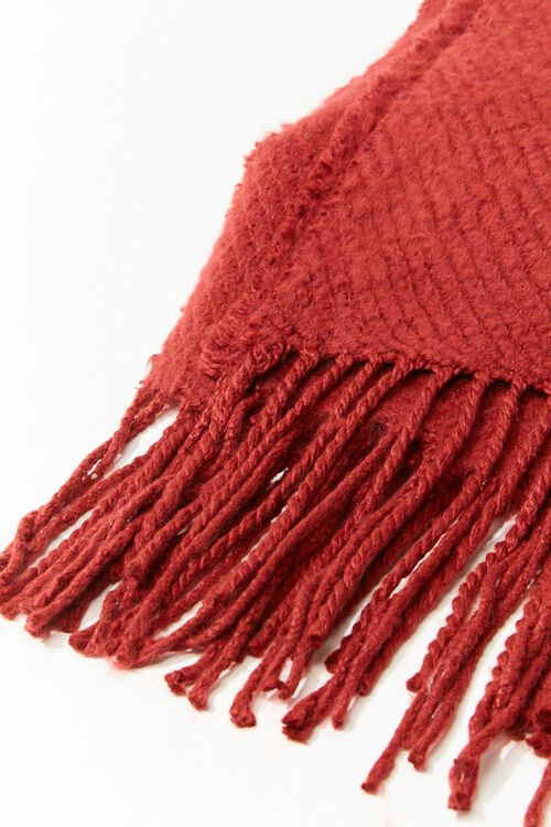 Ribbed Oblong Scarf, image 3
