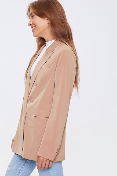 Double-Breasted Blazer, image 2